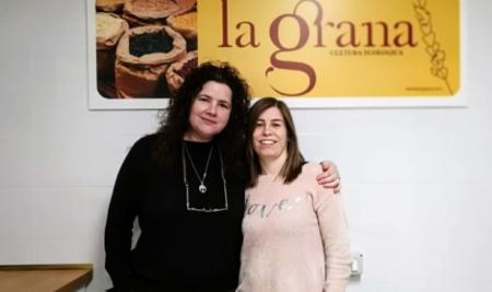 Protagonistes FP: Leticia i La Grana